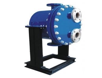 Plate & Shell Heat Exchanger