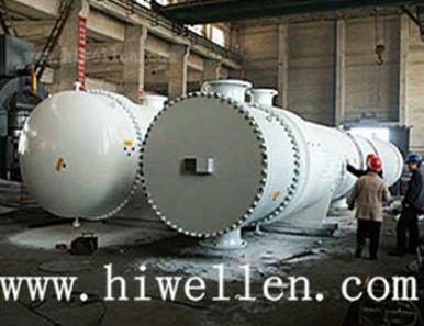 Tube & shell heat exchanger