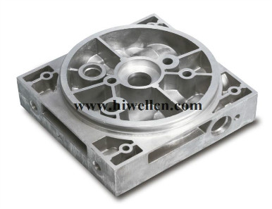 Die-cast Part for Tools, Machinery and Appliances, Made of Aluminum or Zinc Alloy