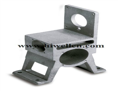 Die-cast Part for Tools, Machinery and Appliances, Made of Aluminum orZinc Alloy