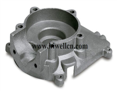 Die-cast Part with High Precision and Good Finish