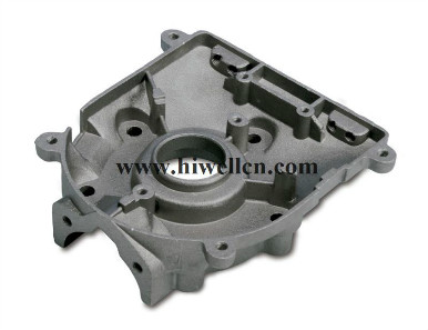 Die-cast Part, Made of Aluminum or Zinc Alloy, Suitable for Automotive, Tools and Machinery
