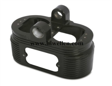 Die-cast Part, Made of Aluminum or Zinc Alloy, Suitable for Tool, Machinery and Sewing Machines