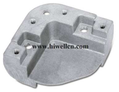 Die-cast Part, Made of Aluminum or Zinc Alloy, Suitable for Tools, Machinery and Sewing Machine