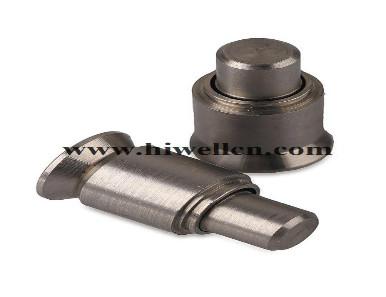 CNC precision machined part