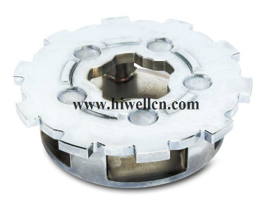OEMODM Powder Metallurgy Part, Suitable for Machinery and Motorcycles