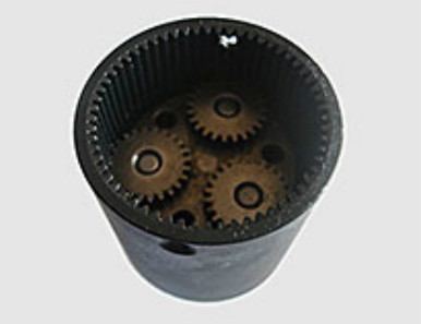 Powder Metallurgy Part with Precise Measurement and Various Fine Surface