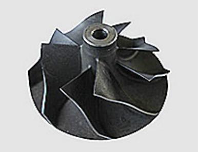 Impeller, Used for Turbocharger