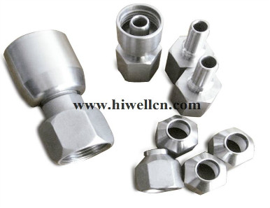 Precision Casting Parts with ShotBlasting and Tumbling Surface Treatment