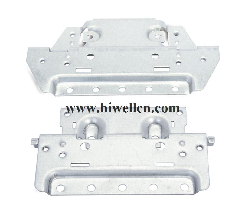 Punching Stamping Parts, Made of Stainless Steel, Aluminum and Copper