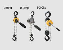 Subminiature Hand Chain Lever Hoist