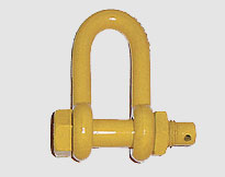 G80 DEE SHACKLE WITH BOLT