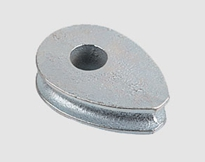 DIN3091 THIMBLE,HEAVY MALLEABLE CASTING