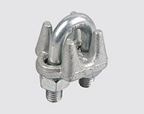 THAILAND TYPE DROP FORGED WIRE ROPE CLIP,H.D.G.